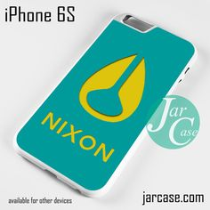 Nixon Phone case for iPhone 6/6S/6 Plus/6S plus