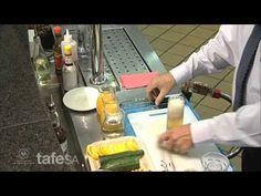 How to make a Lemon Lime & Bitters - YouTube