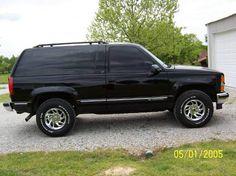 Always wanted a 2 door Tahoe! & 98 2 Door Chevy Tahoe LT - $5500 Bham 119xxx miles 4WD In good ...