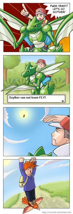 Teaching Pokémon the HM Fly logic... d5e.jpg (655×1920)