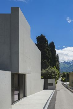 Mini-Museum von Gigon/Guyer für Hans Arp / Dada-Ding in Locarno - Architektur und Architekten - News / Meldungen / Nachrichten - BauNetz.de