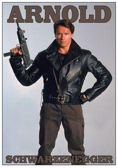 Arnold Schwarzenegger Movies, Terminator 1984, Good Movies, Movie Posters, Film Poster, Billboard, Film Posters