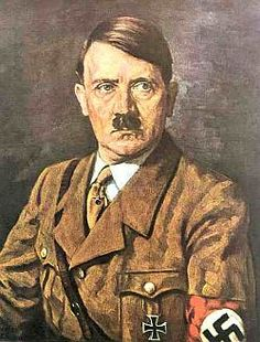This is Adolf Hitler the man who tried to take control the whole world. Totalitarianism is somebody trying to control all aspects of the world or a country.