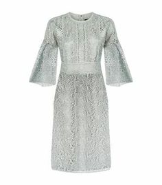Harrods UK website. December 2016 Burberry dress. Wonderful dress for chic extra sparkle for the holiday season.