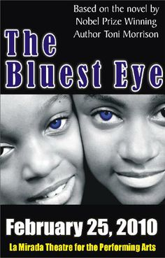 an essay on toni morrisons novel the bluest eye Summary: in toni morrison's the bluest eye, characters have shame about their appearance because they do not represent the racial and beauty standards.