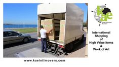 International Shipping of High Value Items Work of Art International Movers, Athens, Transportation, Artwork, Work Of Art, Auguste Rodin Artwork, Artworks, Athens Greece, Illustrators