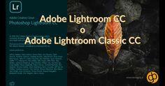 Adobe ha aggiornato l'applicazione Lightroom Classic CC e introdotto la nuova applicazione Lightroom CC basata integralmente sul clouds In questo articolo vediamo come integrare le due applicazioni nel nostro flusso di lavoro  #adobe #lightroom #cloud