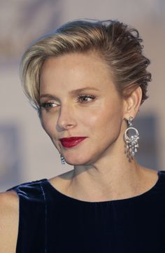 Princess Charlene of Monaco - MONAA (Monaco Against Autism) charity gala, November 15, 2013.