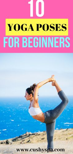 Yoga beginner? Here are 20 yoga poses for beginners that you simply need to try. Yoga helps with toning muscles, losing weight and feeling mentally better. #yogaforbeginners #yogaposesforbeginners #beginnersyoga