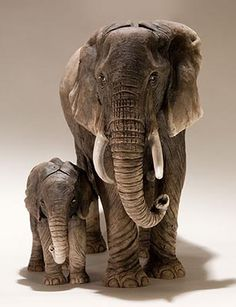 sculpture elephant