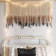Woven Wall Hanging/ Wall Tapestries/ Shabby Chic Wall Decor/ Boho Wall  Hanging/ Woven Tapestries/ Rustic Home Decor/ Boho Decor/ Wall Art