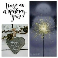Happy New Year! Moodboard by Jeetje♡: Have an amazing year
