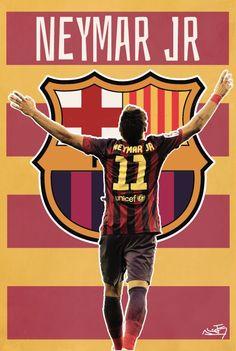 Neymar Jr of Barcelona wallpaper. Lionel Messi, Football Icon, Football Soccer, Basketball, Soccer Poster, Football Wallpaper, Neymar Jr, Chicago Bulls, Football Players