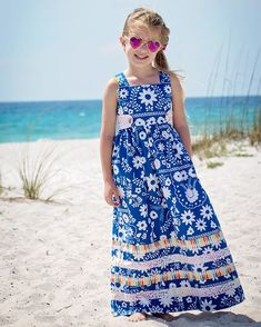 Rayann's Retro Dress