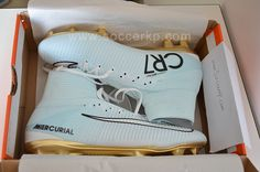 Nike Mercurial Superfly CR7 Vitorias FG Limited-Edition Soccer Cleats -  $109.00