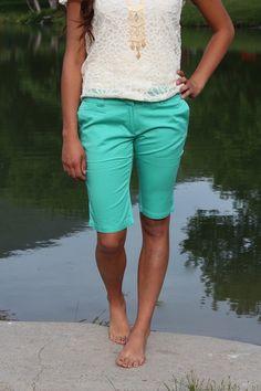 Lindsey Walking Shorts