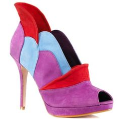 Funky shoe!