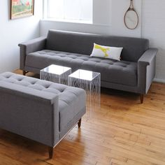 Harbord Loft Bi-Sectional Sofa in Assorted Colors design by Gus ...
