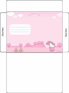 Kawai-world : papel de carta