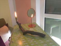 Ungewöhnlich Tischlampe im Used-Look aus dem Holz einer Platane Mirror Table, Mirror, Home Decor, Etsy, Etsy Seller