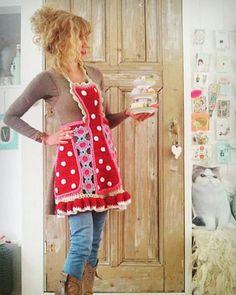 Interview with Crochet Artist Adinda Zoutman |