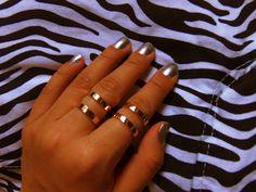 Nails prata