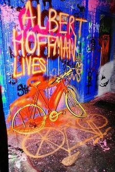 Bicycle Day - Albert Hoffman Lives