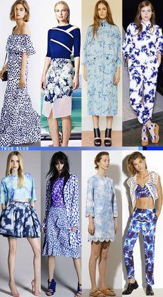 Trend + Color Report // Aaryn West Studio - Resort 2015