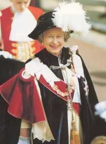 Title: Queen Elizabeth II  Full Name: Elizabeth Alexandra Mary  Father: George VI  Mother: Elizabeth Bowes-Lyon  Born: April 21, 1926 at 17, Bruton Street, London  Current Age: 85 years, 11 months and 16 days  Married: Prince Philip on November 20, 1947 at Westminster Abbey  Children: Prince Charles, Princess Anne, Prince Andrew, Prince Edward