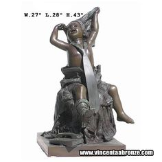 Welcome to visit Vincentaa latest project - Eleghant Bronze Ballerina Statue    http://www.vincentaabronze.com/gallery/eleghant-bronze-ballerina-statue/