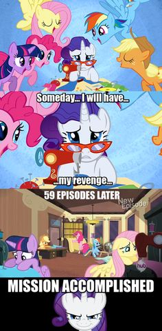 Rarity Is Best Grudge Holder