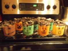 Homemade Halloween Pudding Monsters Recipe! | A Coupon Addict