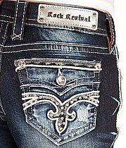 Love Rock Revival Jeans