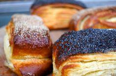 Så er min juleferie slut og dermed kan jeg også sætte hak ve Breakfast Pastries, Bread And Pastries, Food Catalog, Vegetarian Recipes, Cooking Recipes, Cooking Cookies, Danish Food, Food Club, Eat Smart