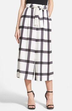 Finders Keepers the Label 'Sacrilege' Palazzo Pants available at #Nordstrom