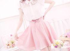 Harajuku Fashion, Kawaii Fashion, Lolita Fashion, Cute Fashion, Fashion Outfits, Japanese Fashion, Asian Fashion, Girly Outfits, Cute Outfits