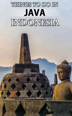 Take a journey across the island of Java in Indonesia. Go shopping in Jakarta's mega-malls in West Java. Explore a 9th-century Buddhist Temple at Borobudur in Central Java. Watch the sunrise over iconic landscape of Mount Bromo in East Java.