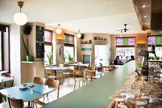 Lekkere fastfood + één van de eerste hipstercafé's van Gent