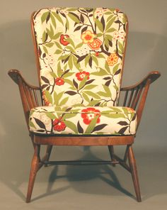 Ercol Evergreen Chair by EnglishElm on Etsy
