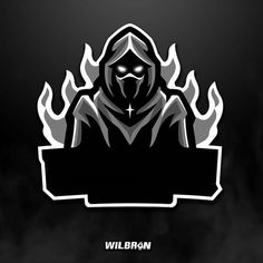 Logo Desing, Team Logo Design, Picture Logo, Photo Logo, Logo Esport, Logo Free, Ninja Logo, Graffiti Wall Art, Esports Logo