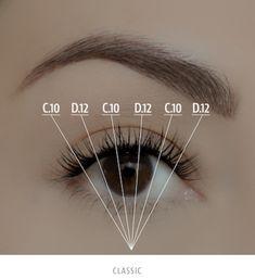 Eyelash Extension Training, Eyelash Extension Supplies, Eye Makeup Tips, Hair Makeup, Face Illusions, Eyelash Extensions Styles, Wispy Lashes, Eye Brows, Future Career