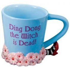 Ding dong funny mug