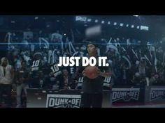 Spot Anuncio Nike Presents Just Do It Possibilities Casting realizado en Salas Callback. Productora : Widescope P Director de Casting : Rafa Guadamuro (Casti...