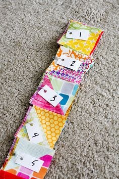 Great site to learn how to quilt! Very informative...easy to follow:)