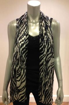 Malfroy Scarf from Zuri Fashions in Oakville, Ontario, Canada