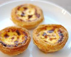EK-recept: Portugese Pasteis de Nata