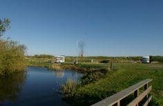 Camperplaats Texel - Duinpark & Camping De Robbenjager