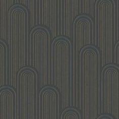 Speakeasy York Wallpaper Wallpaper York Blacks Blues Gold Art Deco Contemporary Wallpaper Designer Wallpaper Metallic Wallpaper , Nonwoven, Easy to clean , Easy to wash, Easy to strip Palm Wallpaper, Metallic Wallpaper, Damask Wallpaper, Wallpaper Size, Wallpaper Samples, Designer Wallpaper, Pattern Wallpaper, Wallpaper Art, Geometric Wallpaper