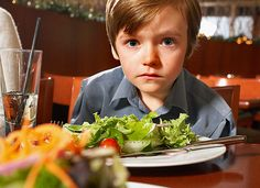 EAT OUT - EVEN WITH AN AUTISTIC CHILD
