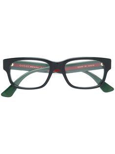 GUCCI BLACK. #gucci # Gucci Eyewear, Gucci Men, Gucci Black, Protective Cases, Lens, Glasses, Shopping, Eyewear, Eyeglasses